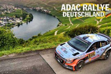 رالی WRC آلمان ADAC 2017