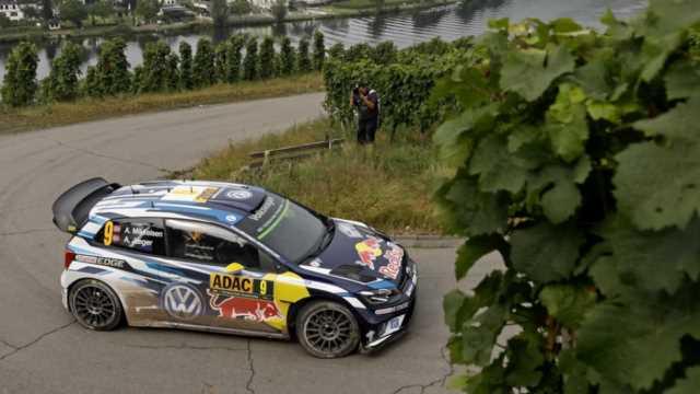 رالی WRC آلمان ADAC 2017سباستین اوژیه