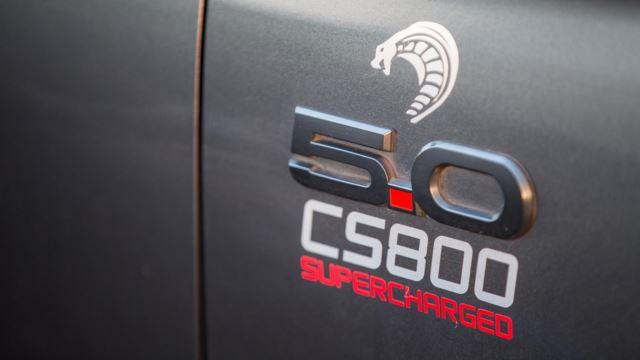 موستانگ CS800