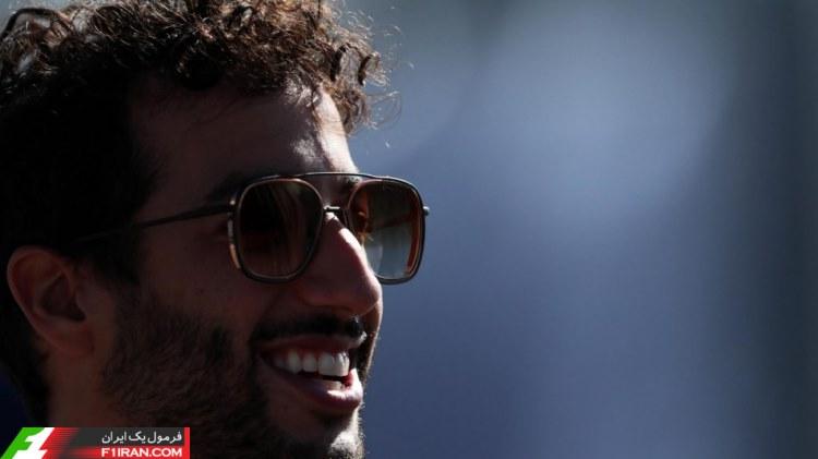 دنیل ریکاردو - مسابقه فرمول یک ایتالیا 2017