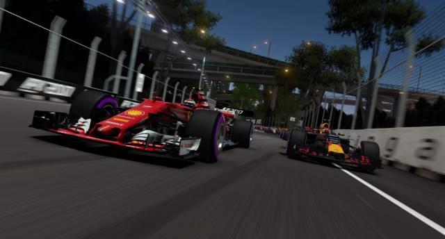 بازی F1 2017