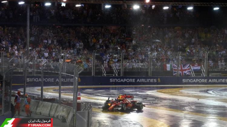 کیمی رایکونن - گرندپری سنگاپور 2017
