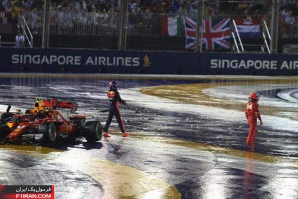 مکس ورشتپن - گرندپری سنگاپور 2017
