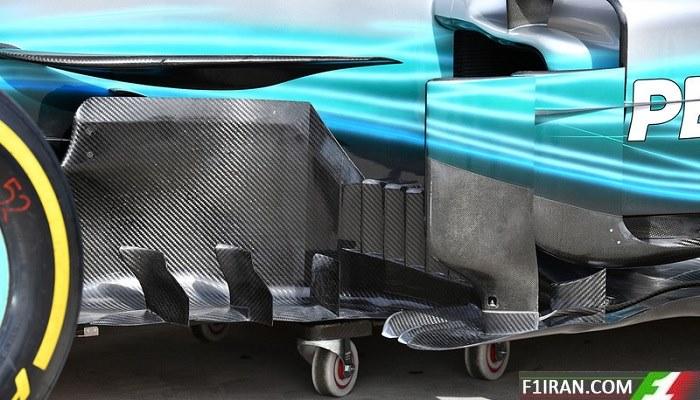 ماشین W08 تیم فراری