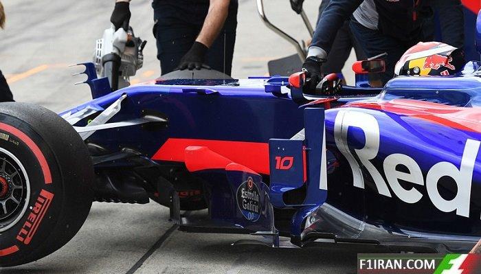 ماشین STR12 تیم تورو روسو