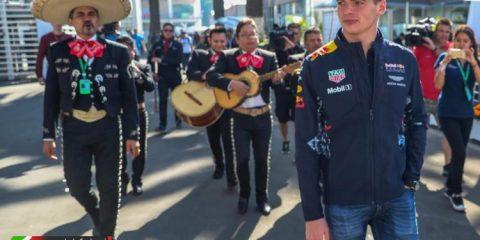 مکس ورشتپن - گرندپری مکزیک 2017