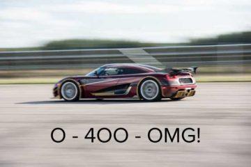 رکورد 0-400-0 کونیخزگ آگرا RS