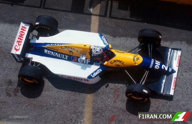 ویلیامز FW15c (1993)