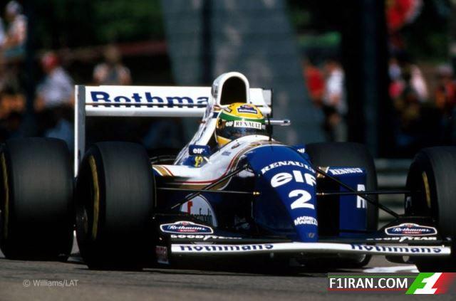 ویلیامز FW16 - 16b (1994)