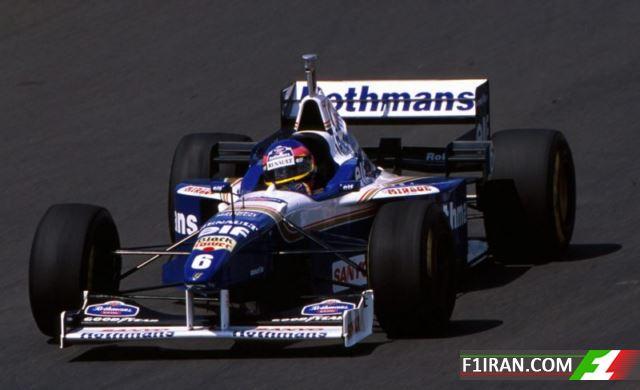 ویلیامز FW18 (1996)