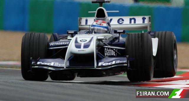 ویلیامز FW26 (2004)