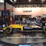 نمایشگاه خودرو تهران، خودرو فرمول یک رنو R.S.16