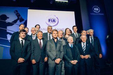 سالن جدیدی مشاهیر FIA