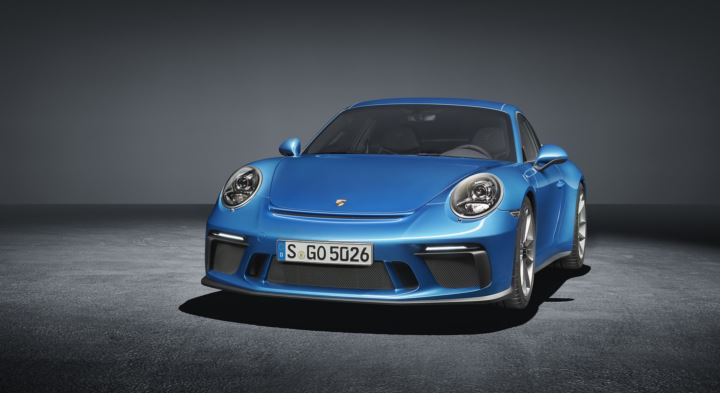 پورشه 911 GT3 Touring Package