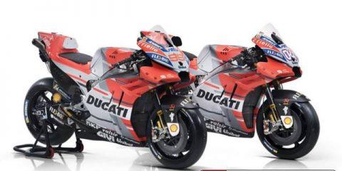 موتور دوکاتی Desmosedici GP18 - موتوجی پی 2018