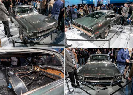 فورد موستانگ GT 390 fastback
