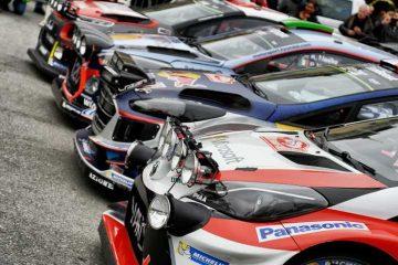 رالی قهرمانی جهان WRC -2018
