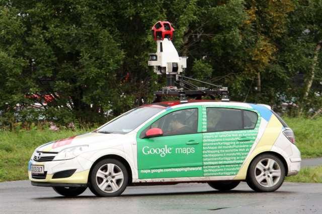 گوگل Street View