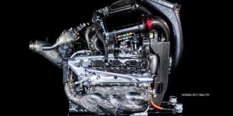موتور هوندا 2018 خودروی توروروسو STR13