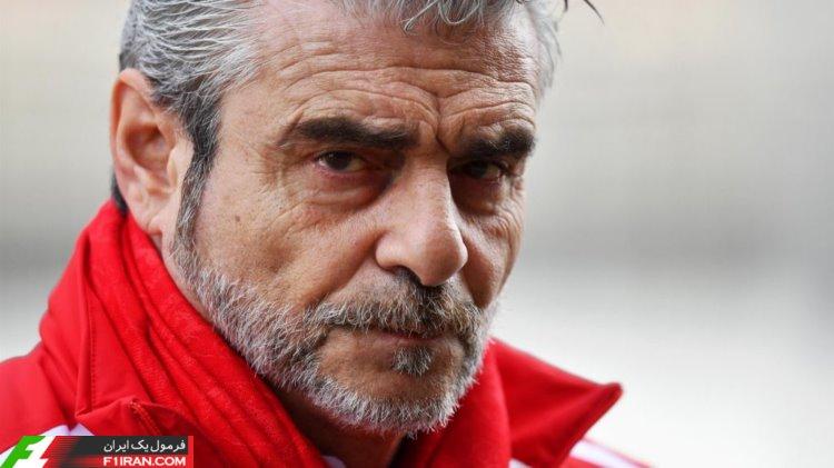 ماریزیو آریوابنه - چهارمین روز هفته دوم تست بارسلونا