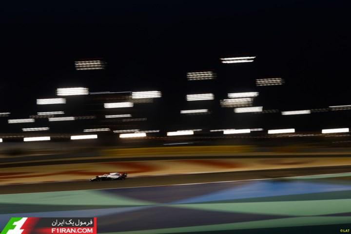 لنس استرول - مسابقه گرندپری بحرین 2018