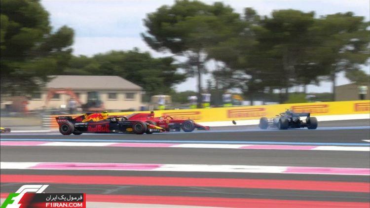 والتری بوتاس - مسابقه فرمول یک فرانسه 2018