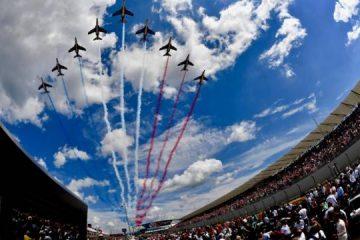 نمایش هوایی قبل از مسابقه - فرانسه 2018