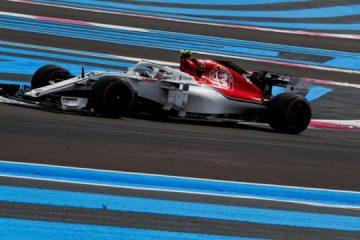 چارلز لکلرک - فرانسه 2018