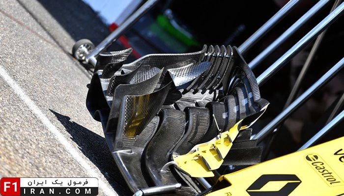 ماشین RS18 تیم رنو