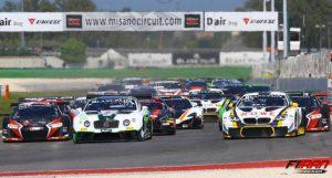مسابقه جی تی میسانوی ایتالیا 2018