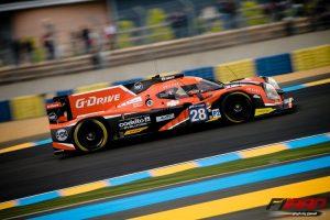 خودروی تیم G-Drive Racing با شاسی Oreca