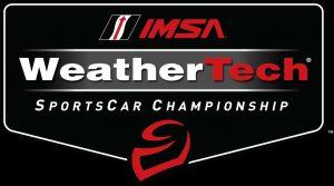 لوگوی رسمی مسابقات Imsa Weathertech