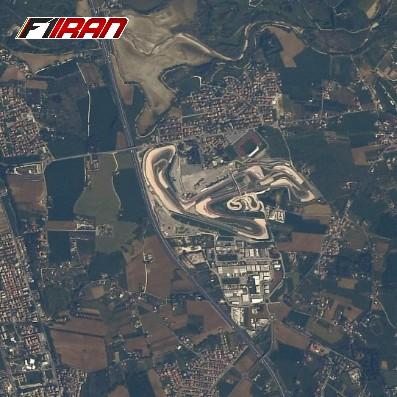 پیست سن مارینو-ایستگاه فضایی بین المللی