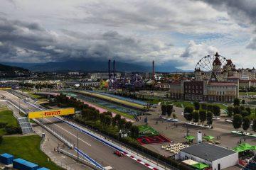 تمرین دوم گرندپری روسیه 2018