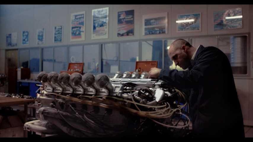 موتور فراری 312B