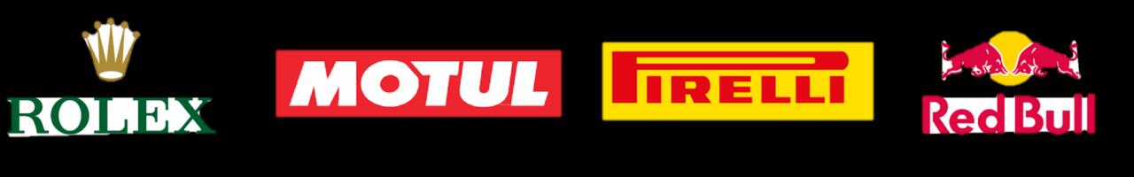 تبلیغات - ردبول ، پیرلی ، موتل ، رولکس