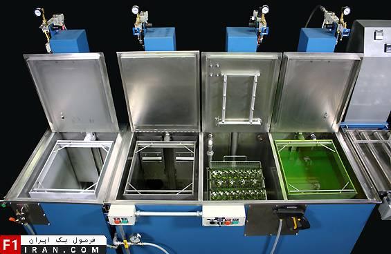 تجهیزات مورد استفاده در تست مایع نافذ