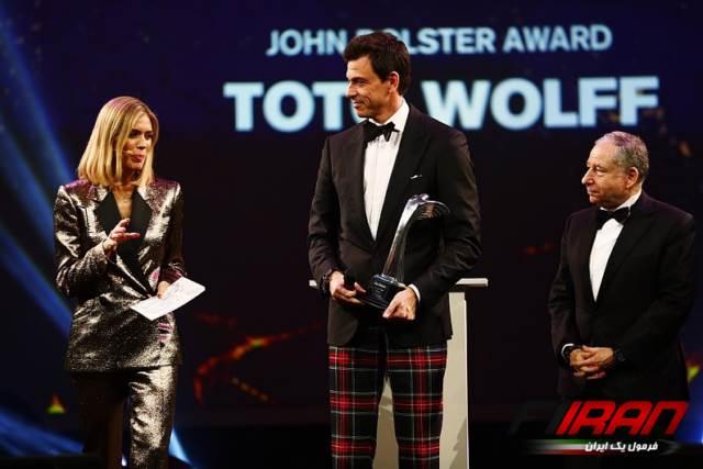 ژان تاد و توتو ولف