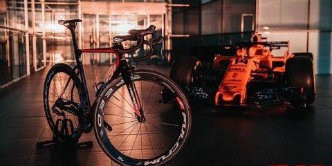 تیم دوچرخه سواری مکلارن