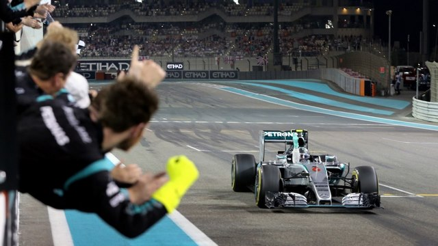 The 2015 Abu Dhabi Grand Prix in pictures