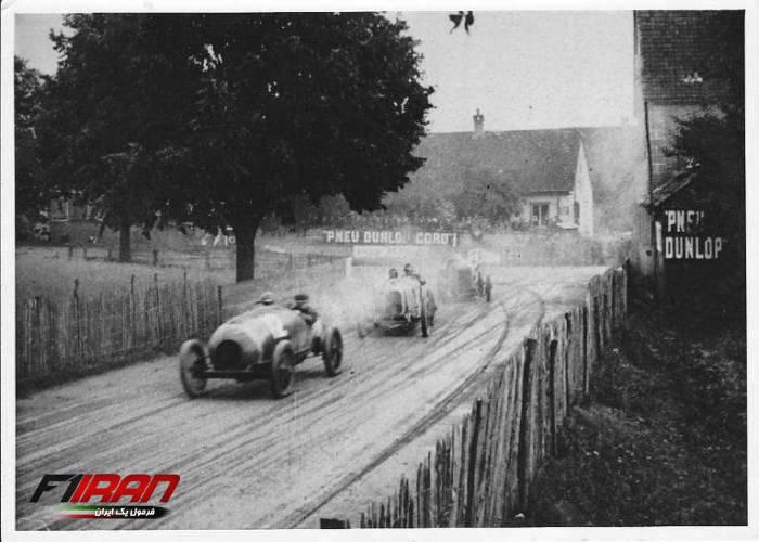 مسابقه 24 ساعته ی لمان سال 1925