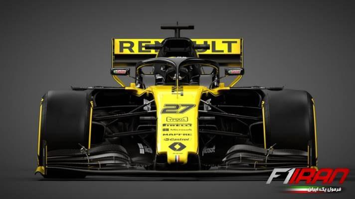 رنو RS19