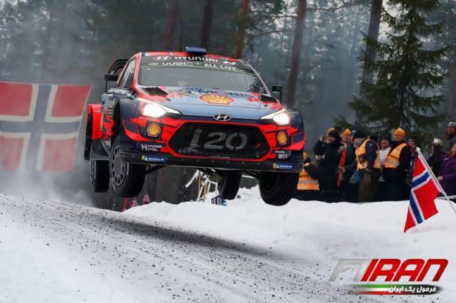 سباستین لوب - رالی سوئد 2019