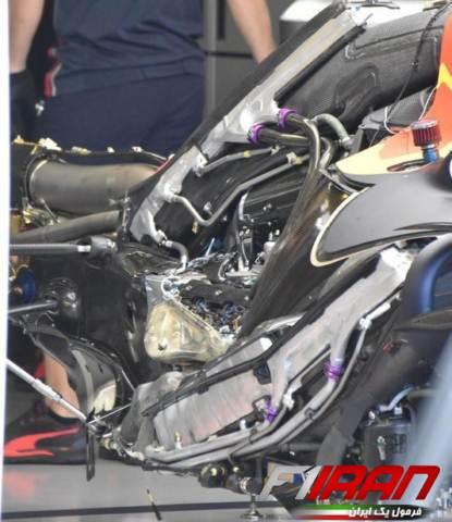 جزئیات موتور خودروی RB15 تیم ردبول