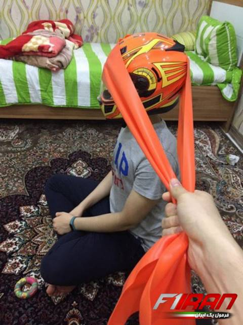 تمرینات خانگی دوقلوهای موتوراسپرت ایران