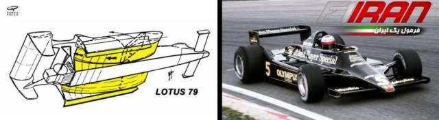 خودروی لوتوس 79