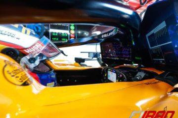 داده های تله متری خودروی کارلوس ساینز - تست های پیش فصل فرمول یک بارسلونا 2019