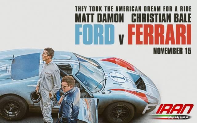 فیلم فورد علیه فراری ford vs ferrari