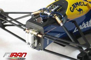 قسمت جلویی FW14B