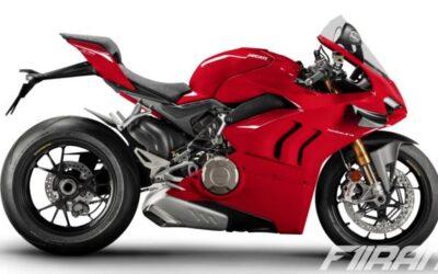 دوکاتی پانیگال V4S - موتور اسپورت و ریس